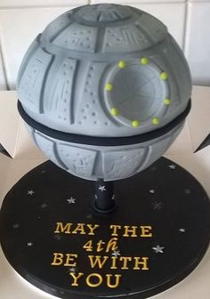 Amazing Star Wars cake