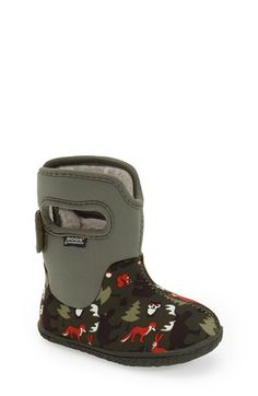 Bogs 'Classic' Waterproof Snow Boot (Baby, Walker & Toddler) available at #Nordstrom