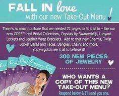They're coming! Who wants one? Origami Owl Fall Catalog! owlisallyouneed@gmail.com