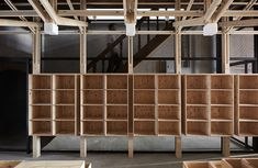 B+P-architects-inverted-truss-taiwan-designboom-03