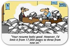 Are you making any of these 12 dangerous resume mistakes?    #resume #writing    Image via http://bit.ly/Kqmt3b