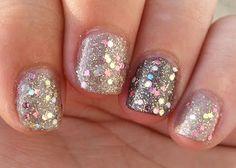 Glossy and Glitter: Glitzology Hell on High Heels