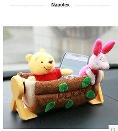 New Winnie The Pooh Car Storage Holder Organizer Ph 127 | eBay