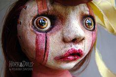 Klaudia Gaugier / Horka Dolls, art doll ARLETTA : ArteHora