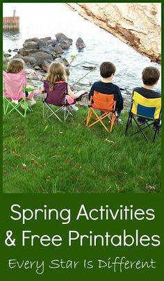 Spring Activities &