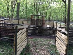 paintball field structures - Google Search