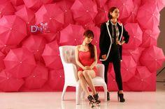 Minah and Hyeri - Girl's Day - Female President