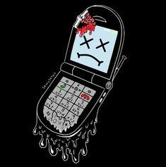 Dead cellphone