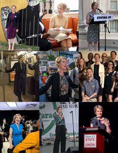 Campaign Trail Fashion: The Wardrobe of a Female Politician