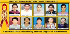 Hearty Congratulations, Math Coach, Chandigarh, Maths, Mathematics, Entrance, Coaching, Student, Top