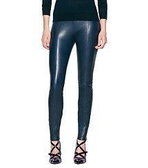 All I want for Christmas is Tory Burch's ALLY LEATHER PANT!! Lol! I would look so long and lean in these!