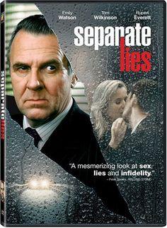 Separate Lies (SHO) ~ Tom Wilkinson, Emily Watson, Rupert Evertt - **1/2*