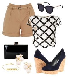 """""""Adorable &Affordable:Classy"""" by tkeka on Polyvore featuring Stuart Weitzman, Oasis, Lipsy and Anne Klein"""