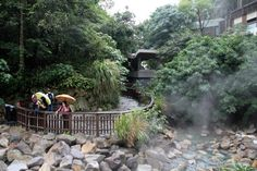 Taipei with Kids. Our Top 15 Things to Do in Taipei with Kids: Beito Taiwan hot springs