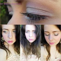 Products Used | Peach Frost, Chrome,  Sweet Lilac,  Sand Dollar,  Obscene |    Lipstick - Drama Queen