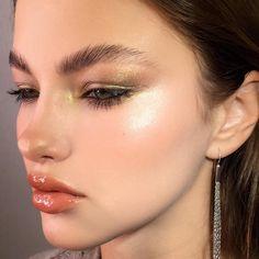 Gorgeous Makeup: Tips and Tricks With Eye Makeup and Eyeshadow – Makeup Design Ideas Elegant Makeup, Gorgeous Makeup, Glam Makeup, Simple Makeup, Makeup Inspo, Natural Makeup, Makeup Inspiration, Makeup Tips, Eye Makeup