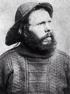 English fisherman with Guernsey sweater on, 1900 ca