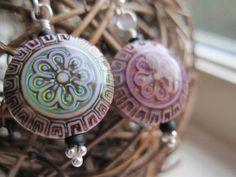 Floral Mood Earrings - Artbeads.com