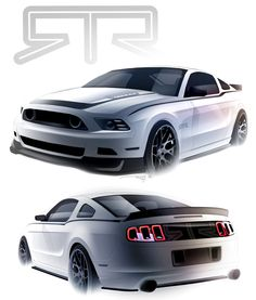 The 2013 Mustang RTR