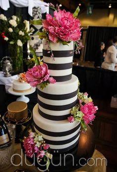 İlginç Düğün Pastası Modelleri - Pasta Modelleri