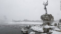 Whiteout: 'Historic' Blizzard Had Drivers Sitting in Their Vehicles for Nine Hours; 19 Inches of Snow Falls on Texas Panhandle  http://www.blackchristiannews.com/news/2013/02/whiteout.html