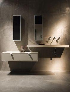 Minosa Design: Scoop®ED washbasin by Minosa™ luxury modern bathroom vanity