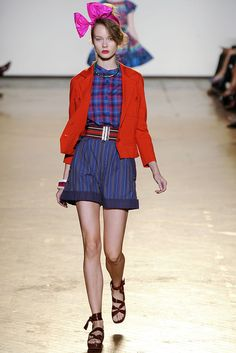 Marc by Marc Jacobs   Spring 2010 Ready-to-Wear Collection   Style.com