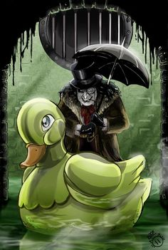 The Penguin by x-catman on deviantART - Batman Decoration - Ideas of Batman Decoration - The Penguin by x-catman on deviantART Batwoman, Nightwing, The Penguin Batman, Batman Art, Gotham Villains, Comic Villains, Marvel Comics, Dc Comics Art, Batman Cosplay