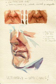 Watercolour cheat codes (watercolor)