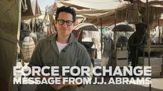 J.J. Abrams Announces 'Star Wars: Episode VII' Walk-On Contest to Promote New 'Force for Change' Charity