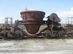 Steel Mill Slag Car