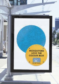 Here is a series of brilliant billboard ads dedicated to promoting science in Vancouver, by Science World Museum in collaboration with Rethink Canada…