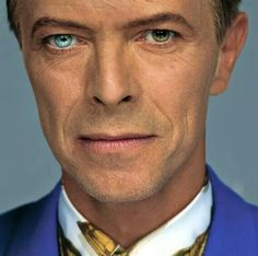David Bowie's eyes!