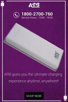 Let Your Phone Get Charged Efficiently !!!   #ARBpowerbank #powerbank  Shop at :- arbpowerbank.com