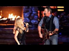 Blake and Shakira: Need You Now - The Voice Highlight - YouTube