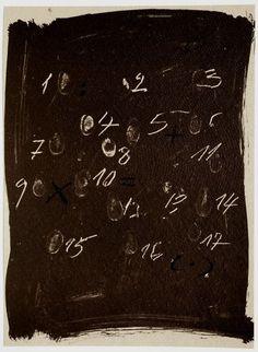 Antoni Tàpies - Llambrec Material - Catawiki