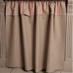 linge de table rideau sous vier ray rouge pinteres. Black Bedroom Furniture Sets. Home Design Ideas