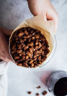 Crispy Barbecue Beans + Lodi Wine Tour with LangeTwins Winery and Vineyards | #ad