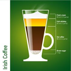 Coffee with an Irish twist!