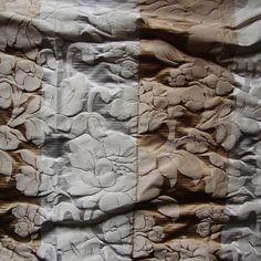 Draperii cu Flori de Lux OBERON Firewood, Texture, Crafts, Surface Finish, Woodburning, Manualidades, Handmade Crafts, Craft, Arts And Crafts