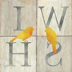 Hope/Wish Bird II (Cynthia Coulter)