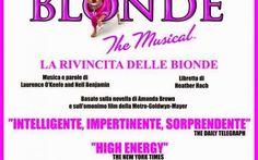 """""""Legally blonde- the musical"""" in lingua italiana con i ragazzi della SDM #teatro #musical #barclaysteatronaziona"""