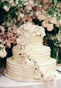 Let them eat cake: 12 cakes from Vogue Brides to inspire your wedding day dessert - Vogue Australia