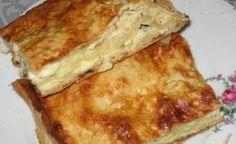 Hachapuri - an Armenian version of the Georgian khachapuri made with purchased flat bread (lavash) instead of dough.