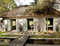 Amani Spa at Bush Lodge Game Lodge, Safari Chic, Lodges, Gazebo, Spa, Africa, Outdoor Structures, Indoor, Cabin