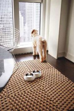 Weave a Story – $15.99 per tile  FLOR spring 2012  perfect for the mudroom (that doesn't yet exsist!)