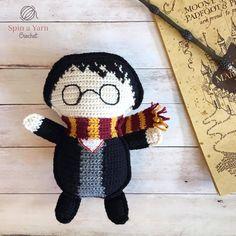 Ragdoll Harry Potter Free Crochet Pattern
