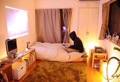 Small room design – Home Decor Interior Designs Korean Bedroom, Small Room Interior, Minimalist Room, Minimalist Fashion, Small Room Design, Aesthetic Room Decor, Home And Deco, Dream Rooms, My New Room