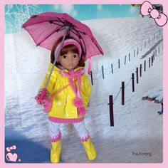 GOTZ HANNAH AMERICAN GIRL DOLL DESIGNA FRIEND 10pc Raincoat Outfit all included in Dolls & Bears, Dolls, Clothing & Accessories, Other Dolls   eBay