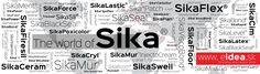 Kompletný sortiment svetovej značky Sika nájdete v eshope eidea.sk